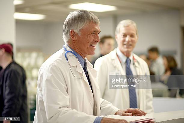 Chad Everett during 2006 TV Land Awards Spoof of Grey's Anatomy at Robert Kennedy Medical Center in Los Angeles California United States