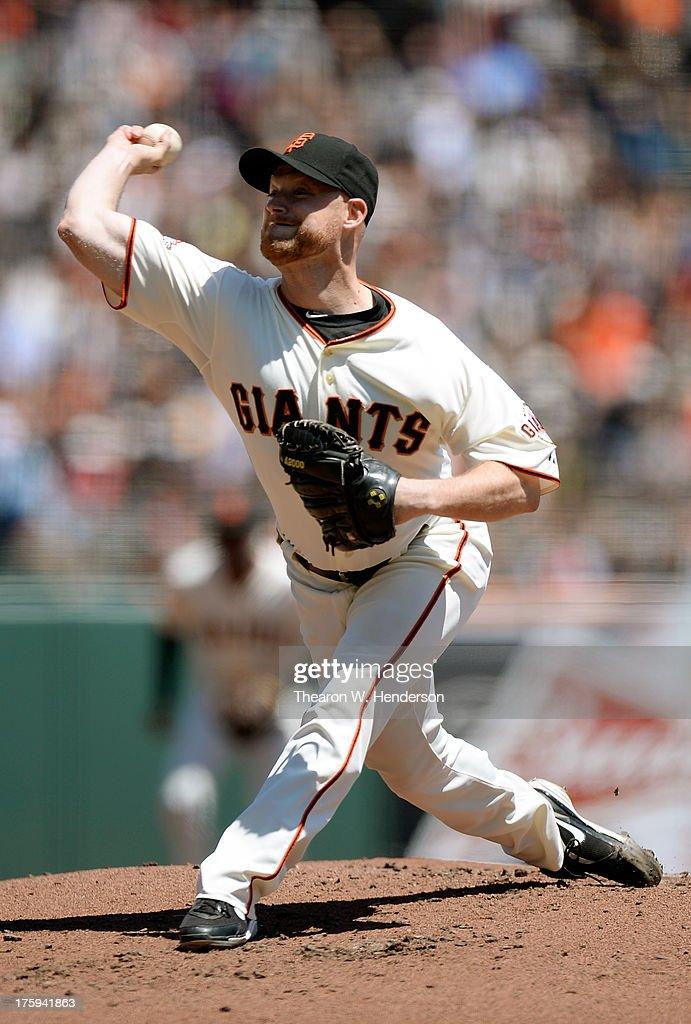 Baltimore Orioles v San Francisco Giants