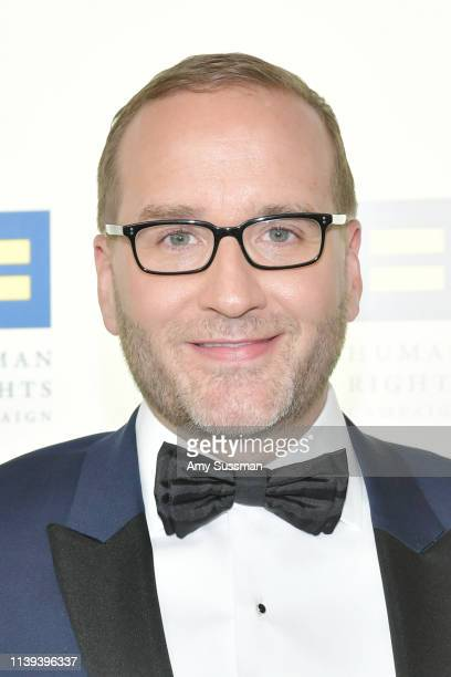 Chad Griffin attends the Human Rights Campaign 2019 Los Angeles Dinner at JW Marriott Los Angeles at L.A. LIVE on March 30, 2019 in Los Angeles,...
