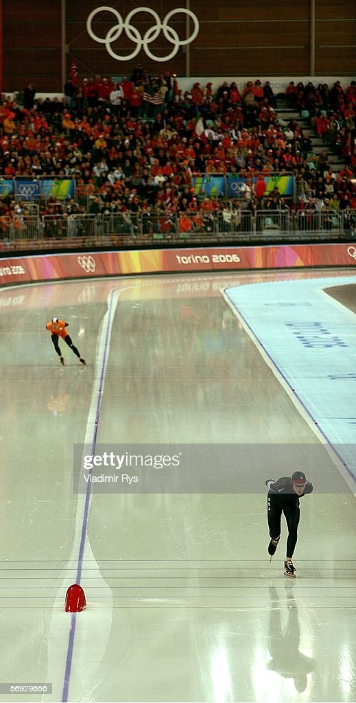 Olympics Day 14 - Speed Skating : News Photo