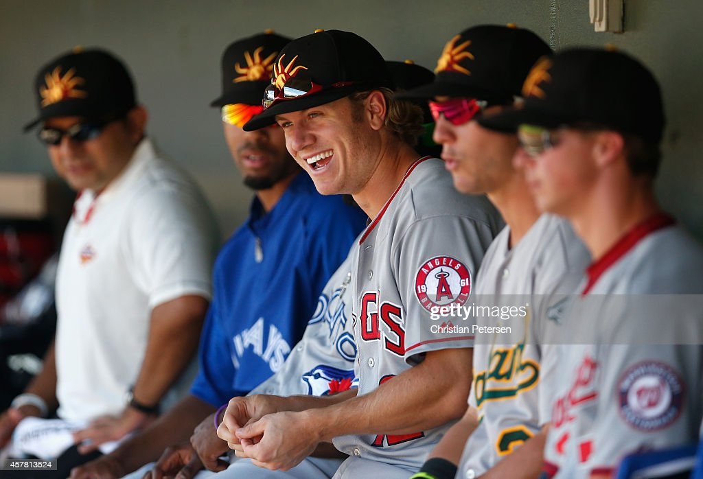AZ Fall League: Mesa v Surprise : News Photo