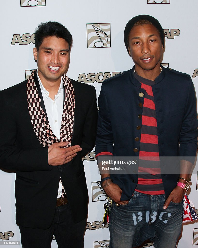25th Anniversary ASCAP Rhythm & Soul Awards : Nachrichtenfoto