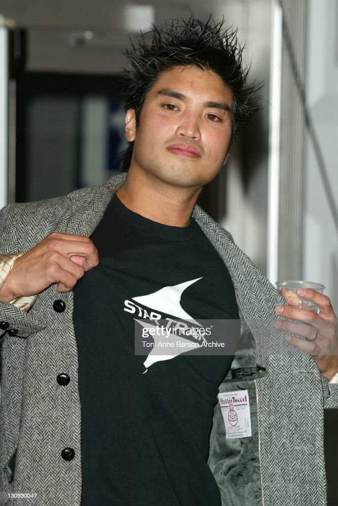 MTV Europe Music Awards 2003 - Press Room