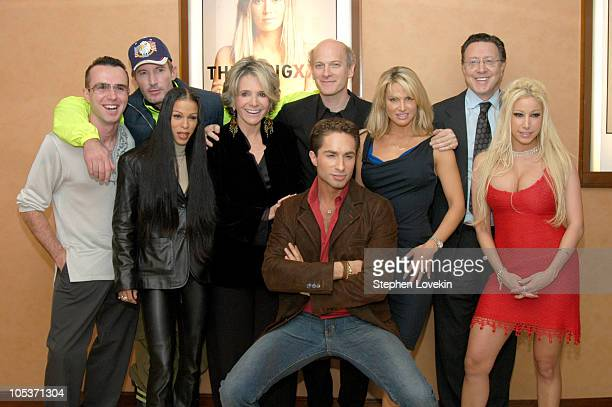 Chad Hunt Aiden Shaw Heather Hunter President of HBO Documentaries and Family Sheila Nevins Director Timothy GreenfieldSanders Michael Lucas Savanna...