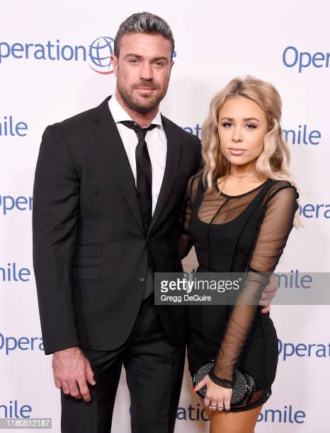 Chad Johnson arrives at Operation Smile's Hollywood Fight Night at The Beverly Hilton Hotel on November 6, 2019 in Beverly Hills, California.