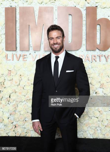 Chad Johnson attends the IMDb LIVE Viewing Party on March 4 2018 in Los Angeles California
