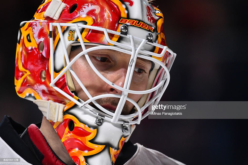 Calgary Flames v Montreal Canadiens : News Photo
