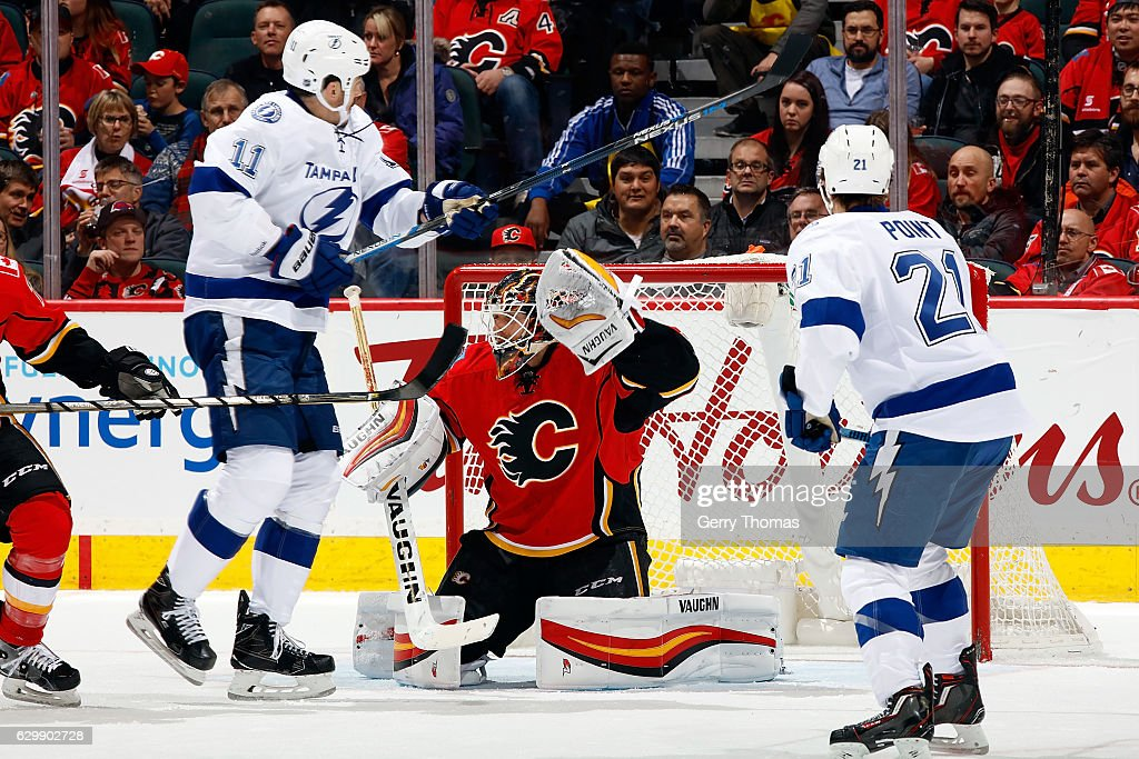 Tampa Bay Lightning v Calgary Flames