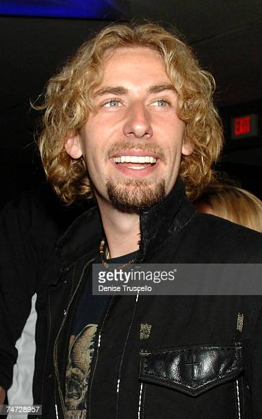 Chad Kroeger at the The Palms Hotel and Casino Resort in Las Vegas Nevada