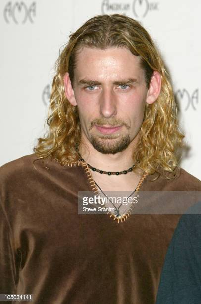 Chad Kroeger during The 30th Annual American Music Awards Press Room at Shrine Auditorium in Los Angeles California United States