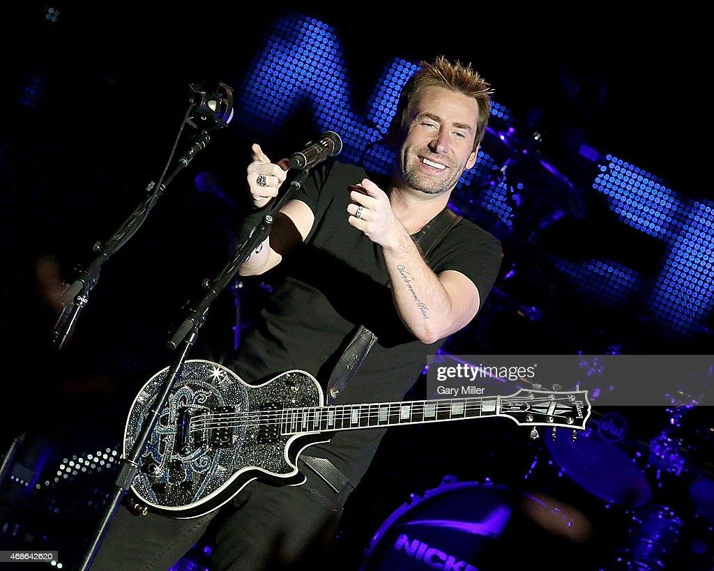 Nickelback In Concert - Austin, TX : News Photo