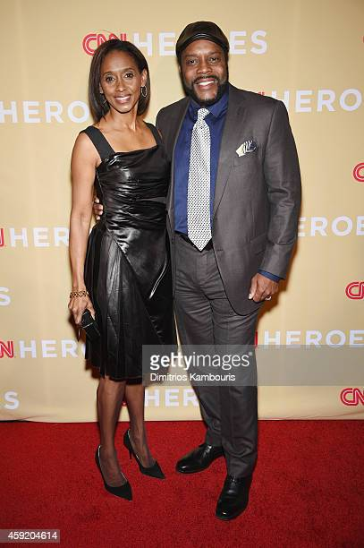 Chad L. Coleman attends the 2014 CNN Heroes: An All Star Tribute at American Museum of Natural History on November 18, 2014 in New York City....