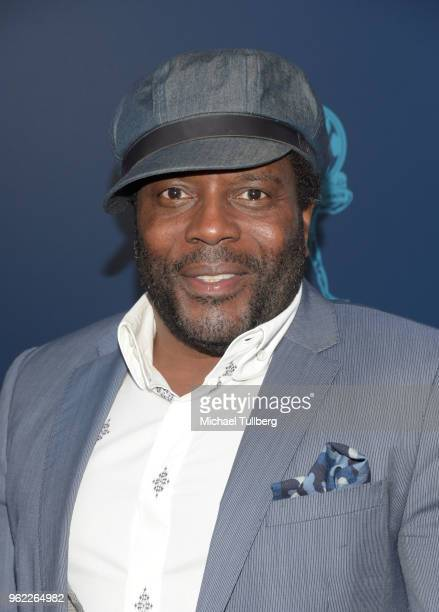 Chad L Coleman attends the 20th Century Fox 2018 LA Screenings Gala at Fox Studio Lot on May 24 2018 in Century City California