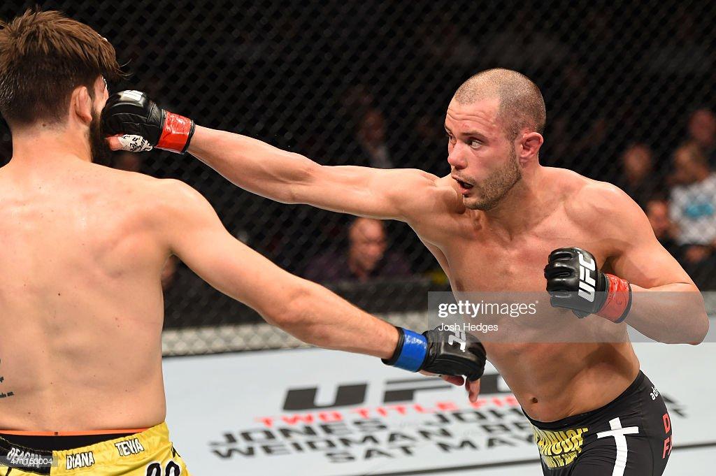 UFC 186: Laprise v Barberena : News Photo