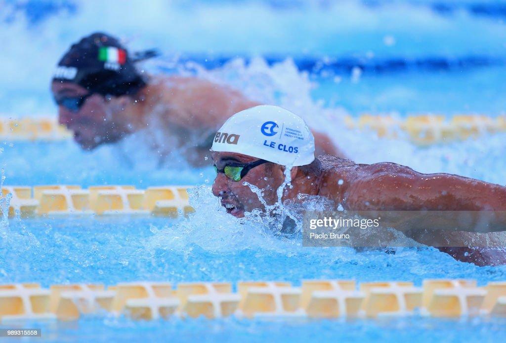 55th 'Sette Colli' International Swimming Trophy : ニュース写真