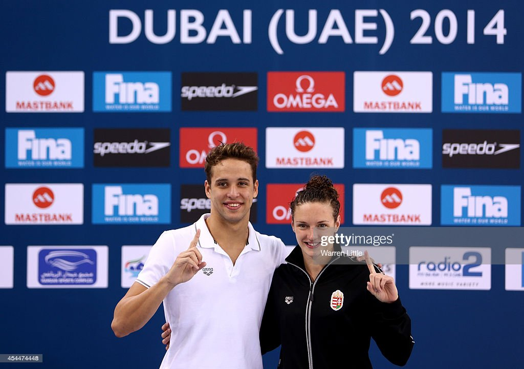 FINA Swimming World Cup - Day Two : News Photo