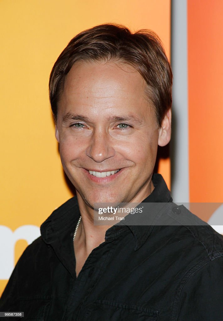 Chad Lowe arrives to the Disney/ABC Television Group press junket held at the ABC Television Network Building on May 15, 2010 in Burbank, California.
