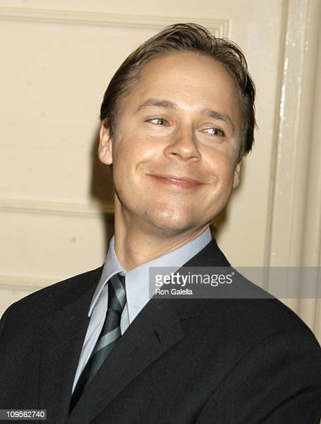 Chad Lowe during 2005 New York Film Critics Circle Awards Dinner Arrivals at Roosevelt Hotel in New York City New York United States