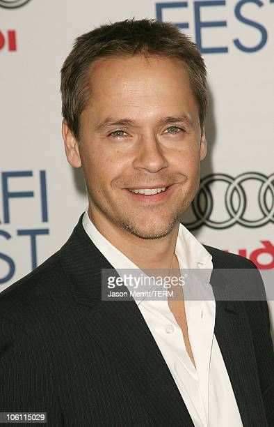 Chad Lowe during AFI Film Festival Beautiful Ohio Premiere Arrivals at Arclight in Hollywood California United States