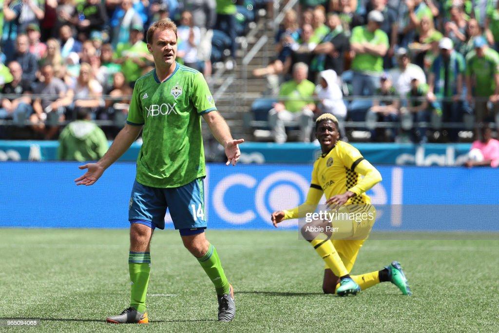 Columbus Crew SC v Seattle Sounders FC