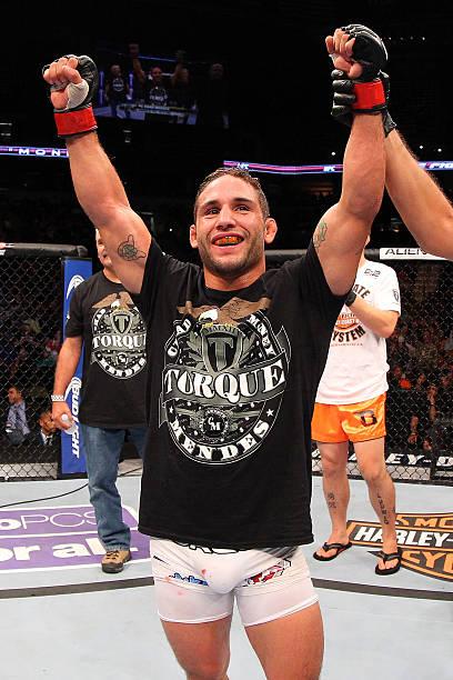 UFC 164: Mendes v Guida