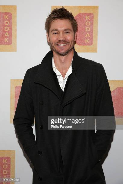 Chad Michael Murray attends the Kodak Motion Picture Awards Season Celebration on March 1 2018 in Los Angeles California