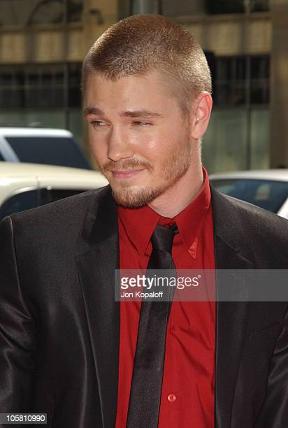 Chad Michael Murray during A Cinderella Story Los Angeles Premiere Arrivals at Grauman's Chinese Theatre in Hollywood California United States