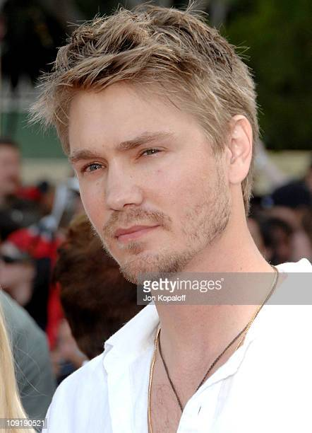 Chad Michael Murray during 'Pirates of the Caribbean At World's End' World Premiere Arrivals at Disneyland in Anaheim California United States