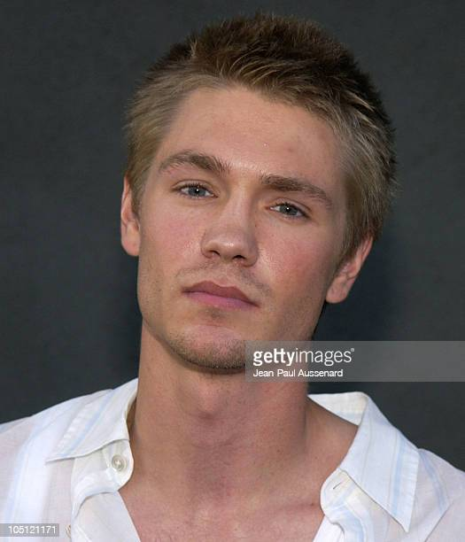 Chad Michael Murray during The WB Network's 2003 All Star Party at White Lotus in Hollywood California United States
