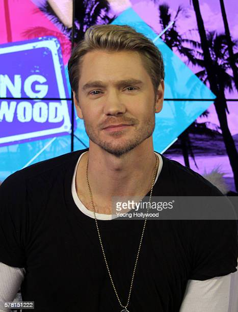 Chad Michael Murray visits the Young Hollywood Studio on July 18 2016 in Los Angeles California