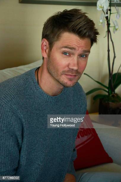 Chad Michael Murray visits the Young Hollywood Studio on November 15 2017 in Los Angeles California