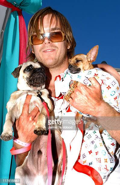Chad Muska during The Silver Spoon Beauty Buffet Sponsored By Allure - Day Two at Private Residence in Los Angeles, California, United States.