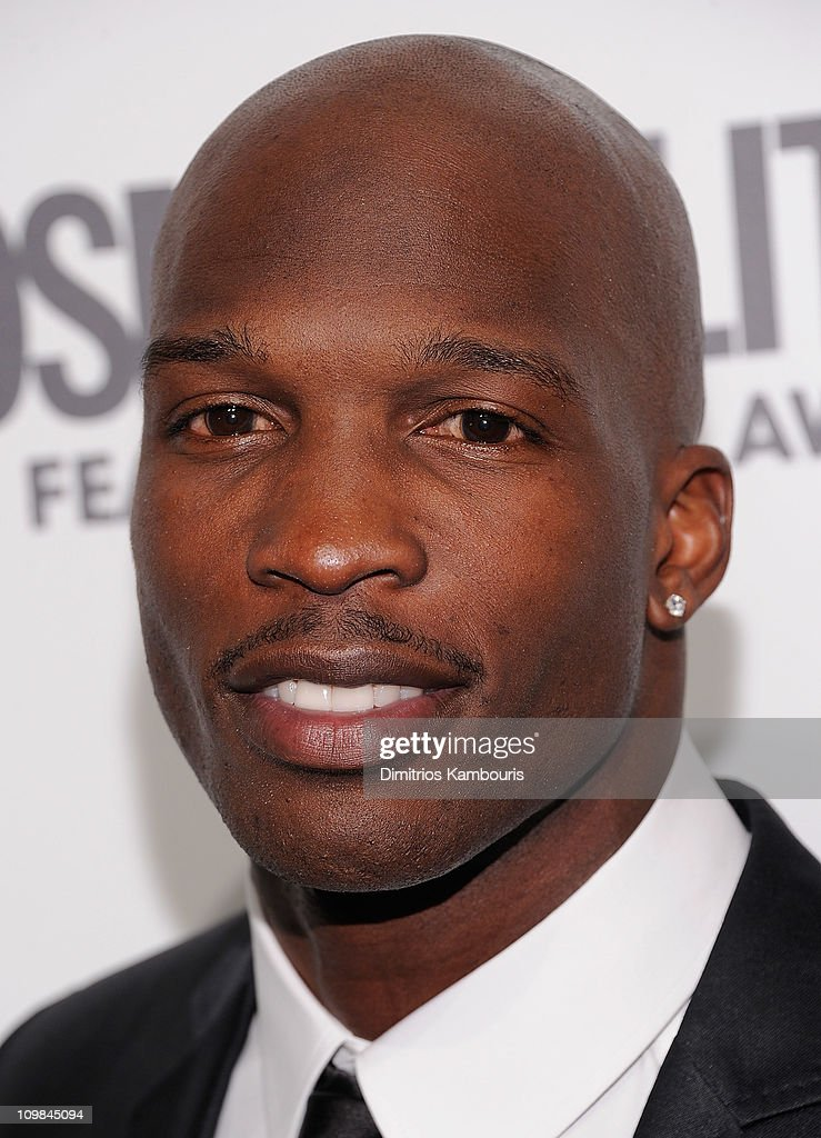 Chad Ochocinco attends Cosmopolitan Magazine's Fun Fearless Males Of 2011 at The Mandarin Oriental Hotel on March 7, 2011 in New York City.