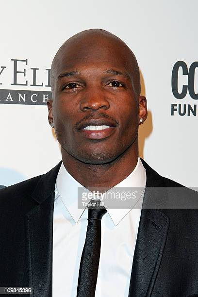 Chad Ochocinco attends Cosmopolitan Magazine's Fun Fearless Males Of 2011 at The Mandarin Oriental Hotel on March 7 2011 in New York City