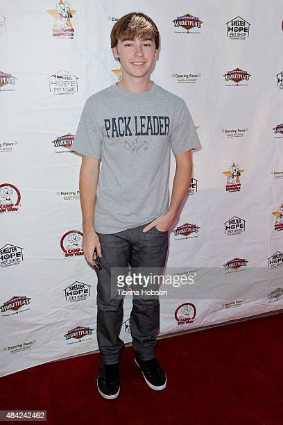 Chad Roberts attends a screening and QA for 'Saved In America' at Regency Theatres on August 15 2015 in Agoura Hills California