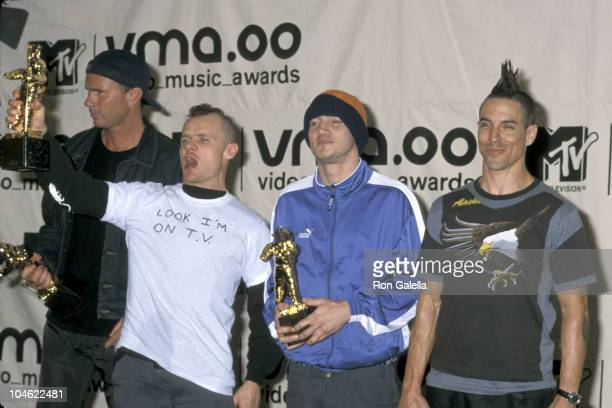 Chad Smith Flea John Frusciante and Anthony Kiedis