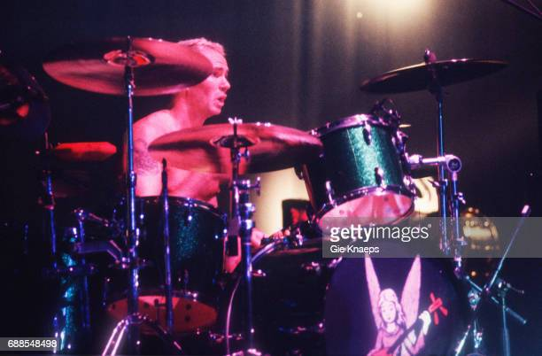 Chad Smith Red Hot Chili Peppers Vorst Nationaal Brussels Belgium