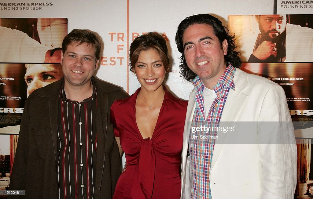 5th Annual Tribeca Film Festival - Five Fingers Premiere - Outside Arrivals : News Photo