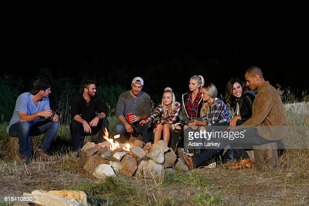 AFTER Chad to the Bone Ben and Lauren head to the woods for a camping trip with some former Bachelor contestants but all hell breaks loose when...