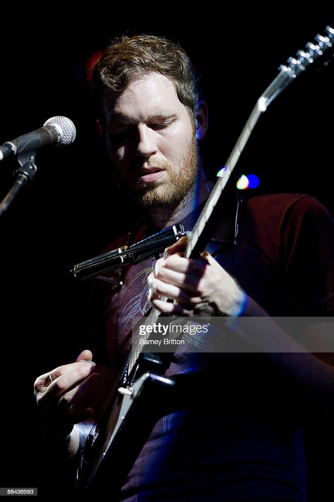 Chad VanGaalen Performs At The ICA In London : News Photo