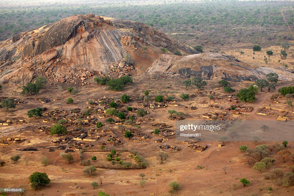 Chad, Zakouma National Park, Ibir : Stock Photo