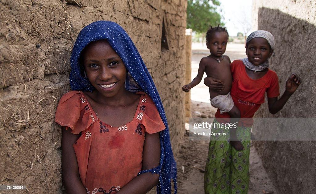 Children of Chad : News Photo