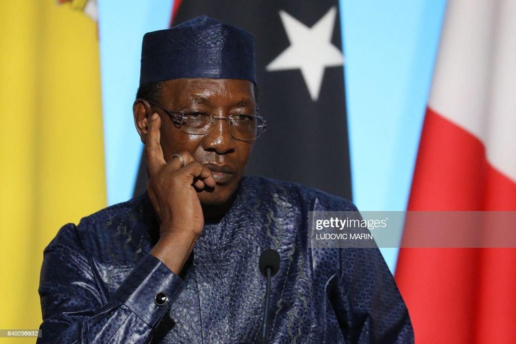 FRANCE-EUROPE-AFRICA-MIGRANTS-POLITICS-DIPLOMACY : News Photo