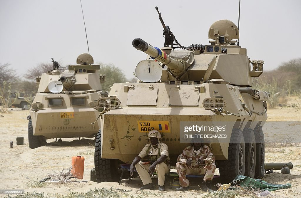 NIGERIA-CHAD-NIGER-UNREST-ARMY : News Photo