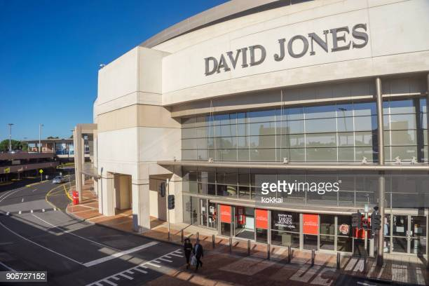 chadstone shopping centre - david jones - chadstone shopping centre stock pictures, royalty-free photos & images