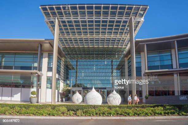 chadstone shopping centre - marble teardrops - chadstone shopping centre stock pictures, royalty-free photos & images