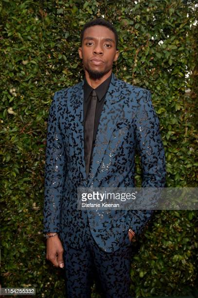Chadwick Boseman attends Audi Presents The 47th AFI Life Achievement Award Gala on June 06, 2019 in Hollywood, California.
