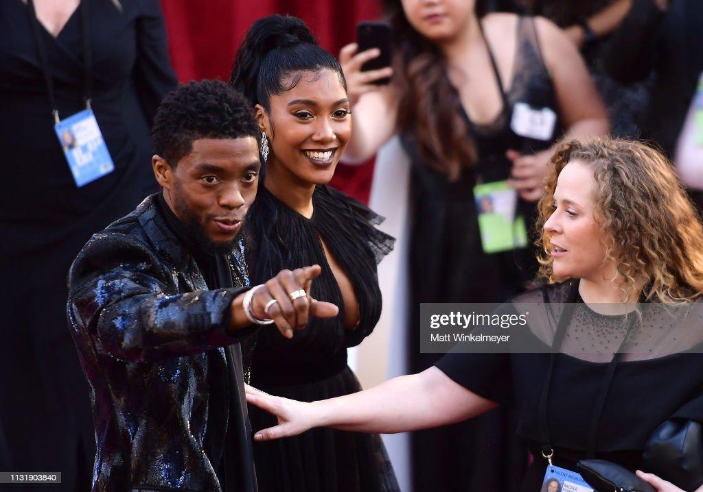 91st Annual Academy Awards - Fan Arrivals : News Photo