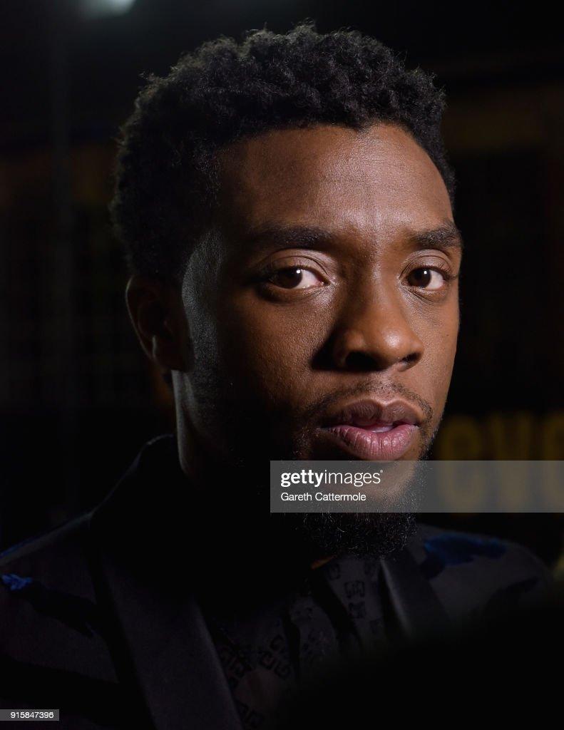 European Premiere Of Marvel Studios' Black Panther : News Photo