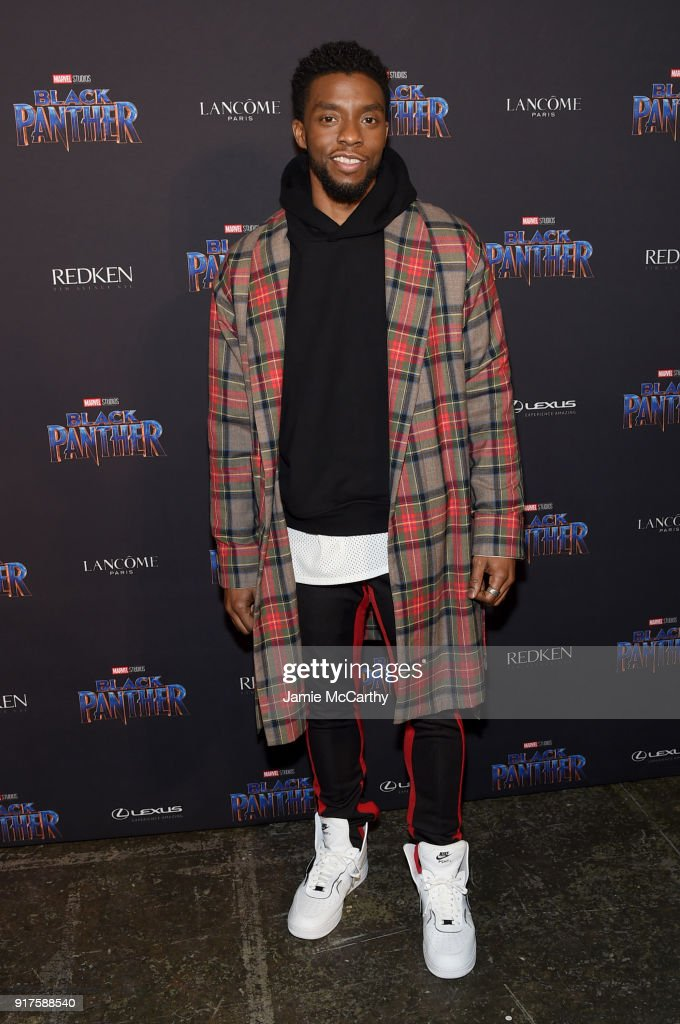 Marvel Studios Black Panther Welcome To Wakanda New York Fashion Week Showcase